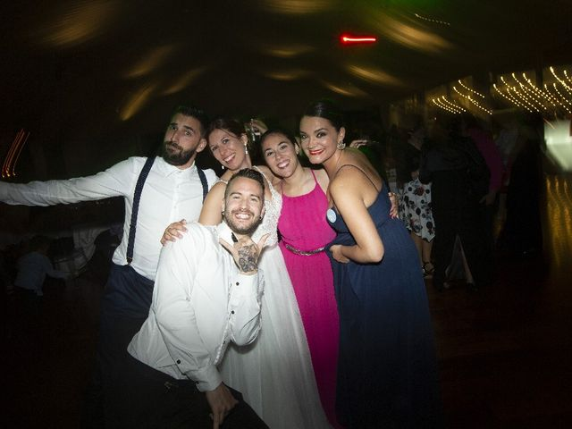 La boda de Alber y San en O Grove (Resto Parroquia), Pontevedra 51