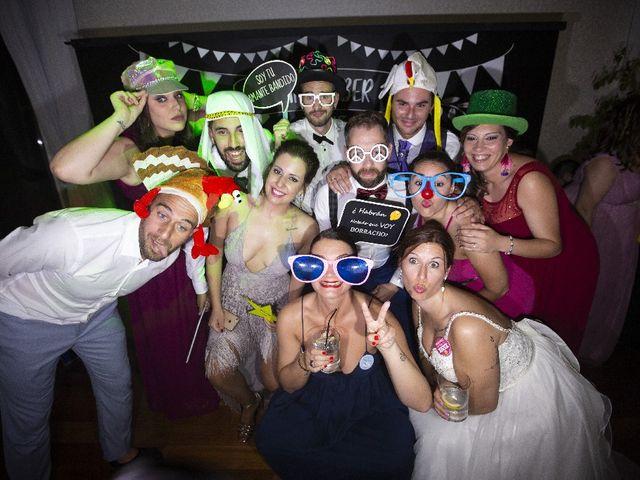 La boda de Alber y San en O Grove (Resto Parroquia), Pontevedra 52