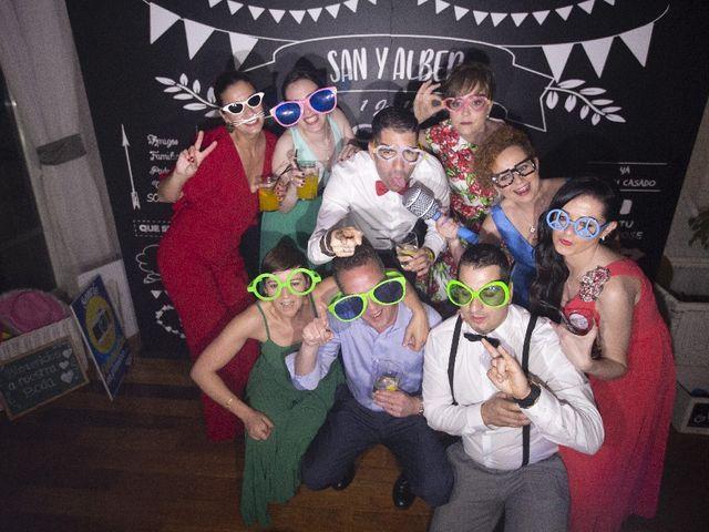 La boda de Alber y San en O Grove (Resto Parroquia), Pontevedra 53