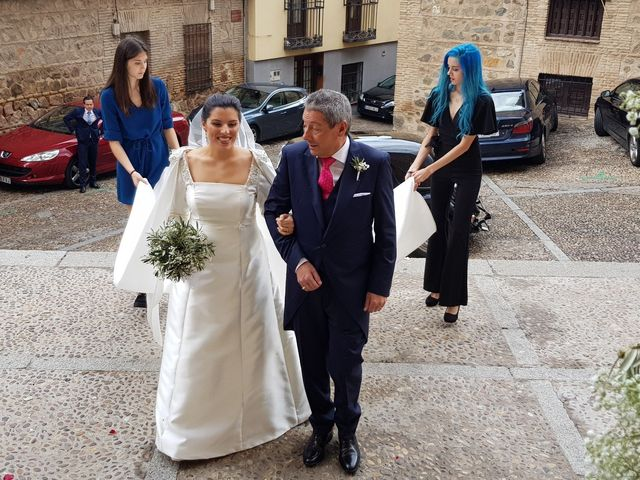 La boda de Jaime y Esther en Toledo, Toledo 2