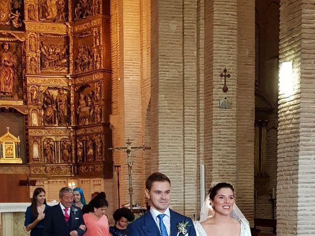 La boda de Jaime y Esther en Toledo, Toledo 1