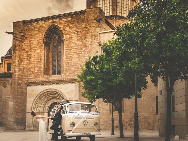 La boda de Javier y Yanna en El Puig, Valencia 55