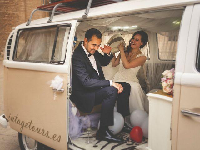 La boda de Javier y Yanna en El Puig, Valencia 56