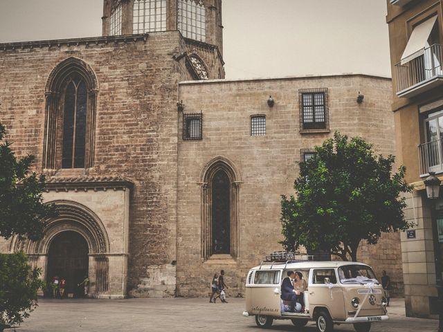 La boda de Javier y Yanna en El Puig, Valencia 57