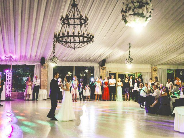 La boda de Javier y Yanna en El Puig, Valencia 80