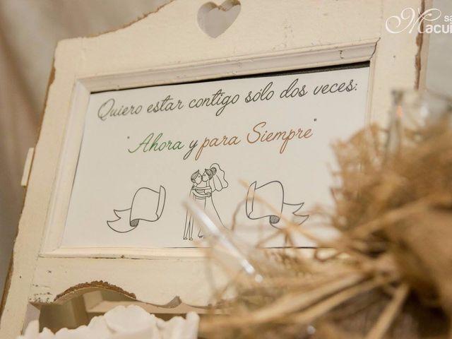 La boda de Santi y Arantxa en Castelló De Rugat, Valencia 2