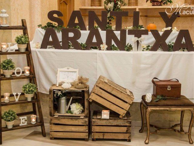 La boda de Santi y Arantxa en Castelló De Rugat, Valencia 3