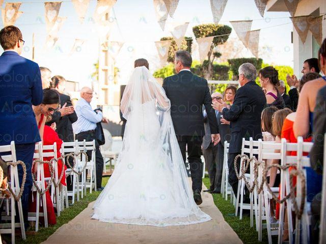 La boda de Jordi y Desirée en Coma-ruga, Tarragona 16