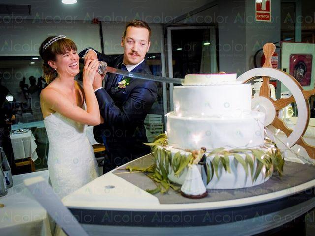 La boda de Jordi y Desirée en Coma-ruga, Tarragona 45