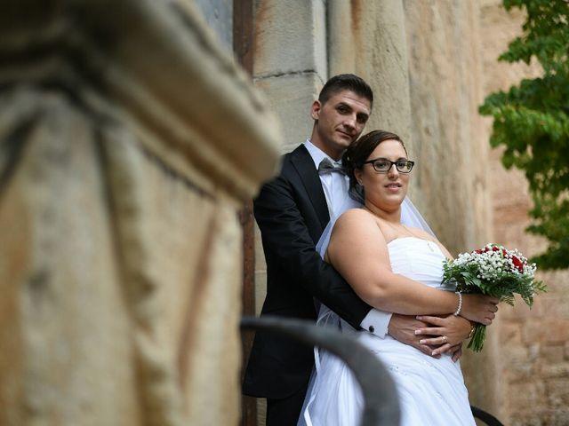 La boda de Jenifer y Gheorghe