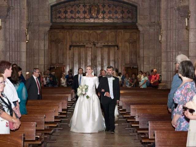 La boda de Jorge y Mª Luisa en Covadonga (Cangas De Onis), Asturias 14
