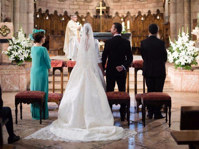La boda de Jorge y Mª Luisa en Covadonga (Cangas De Onis), Asturias 18
