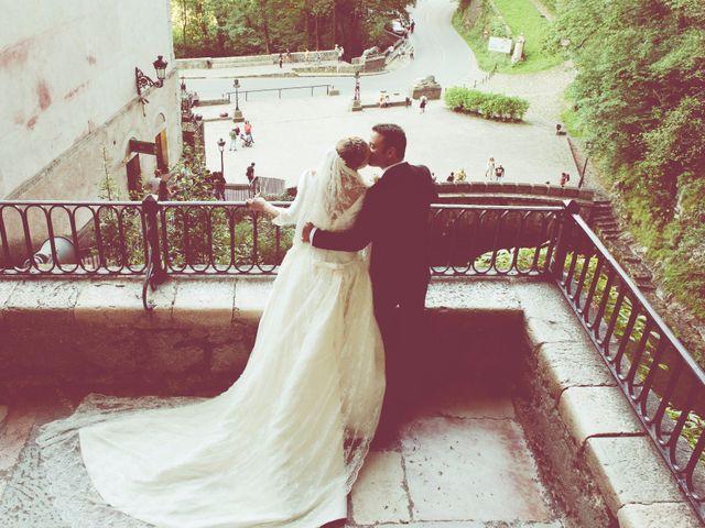 La boda de Jorge y Mª Luisa en Covadonga (Cangas De Onis), Asturias 21