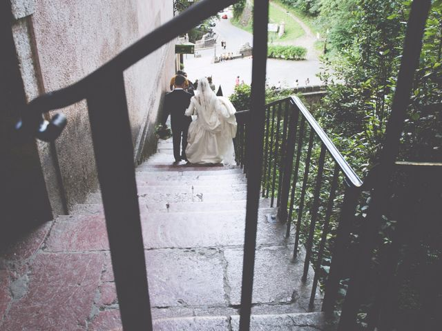 La boda de Jorge y Mª Luisa en Covadonga (Cangas De Onis), Asturias 22