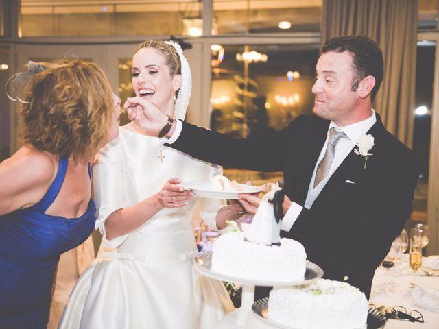 La boda de Mª Luisa y Jorge