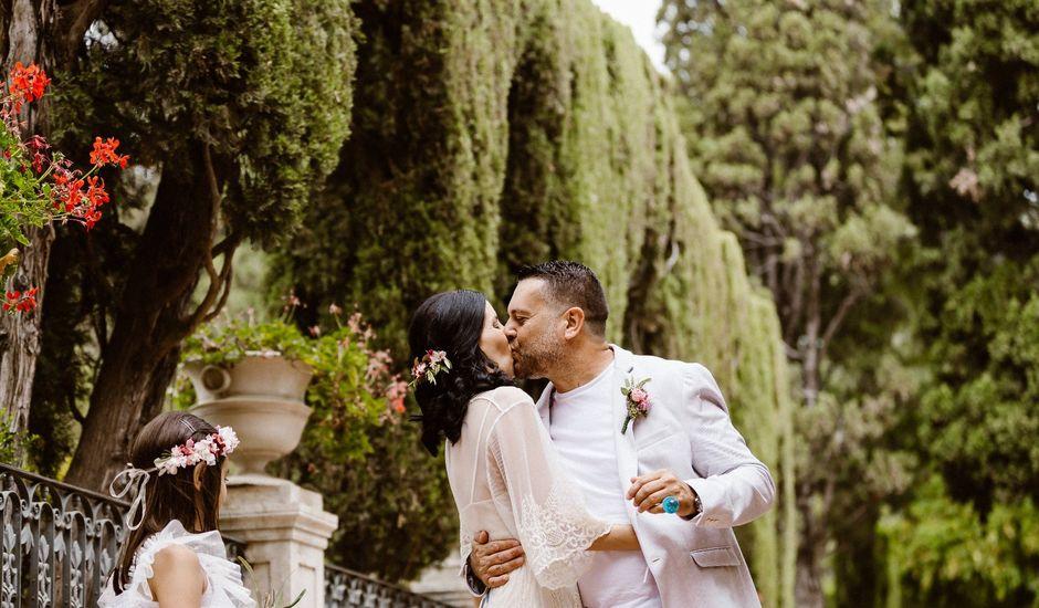 La boda de Javi  y Gema  en Valencia, Valencia