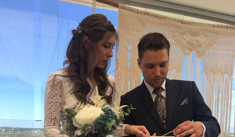 La boda de Torsten  y Marta en Isla Cristina, Huelva