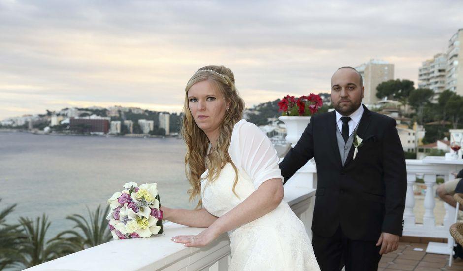 La boda de Angel  y Maria en Palma De Mallorca, Islas Baleares
