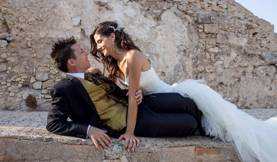 La boda de Santi y Arantxa en Castelló De Rugat, Valencia