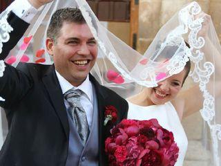 La boda de María  y Guille