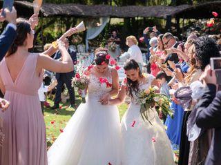 La boda de Cristina y Emma