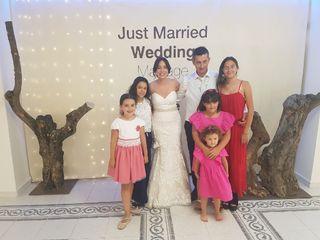 La boda de Pablo y Marta