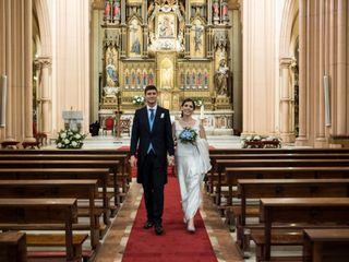 La boda de Rocío y Bradley