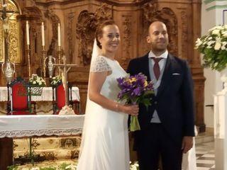 La boda de Enrique y Vanessa