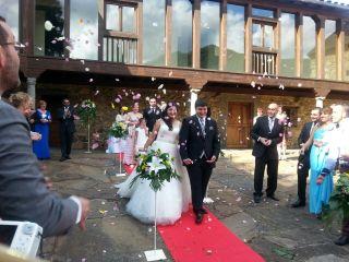La boda de David y Carla