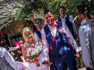 La boda de Kristina y Spencer