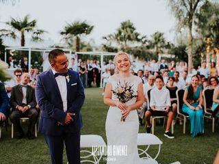 La boda de Andrea y Javi 2