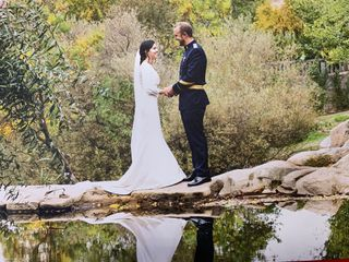 La boda de Cesar y Natalia