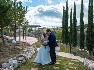 La boda de Myllén  y Nacho