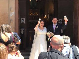 La boda de Paula y Iván