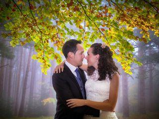 La boda de Irene y Chema