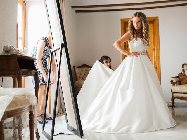 La boda de Felipe y Ana en Ciudad Real, Ciudad Real 1
