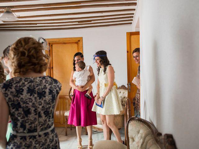 La boda de Felipe y Ana en Ciudad Real, Ciudad Real 16