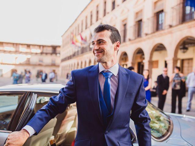 La boda de Felipe y Ana en Ciudad Real, Ciudad Real 20