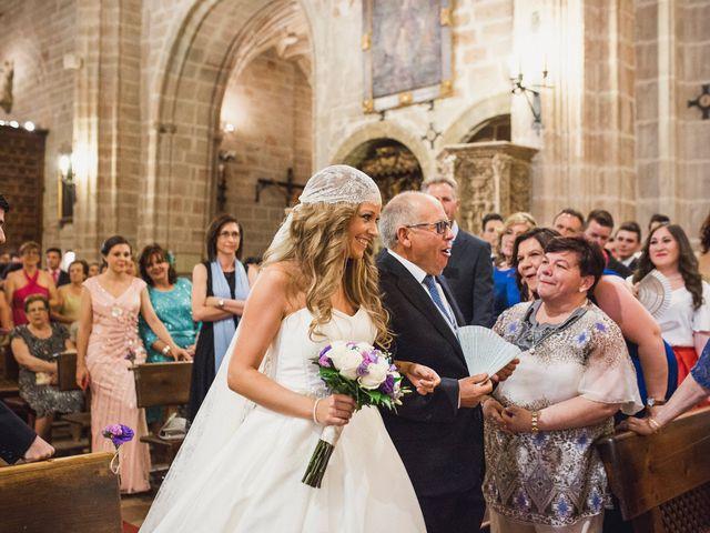 La boda de Felipe y Ana en Ciudad Real, Ciudad Real 22