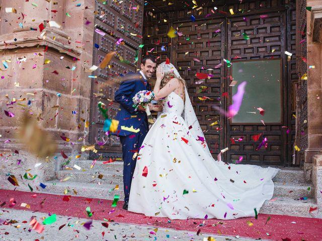 La boda de Felipe y Ana en Ciudad Real, Ciudad Real 27