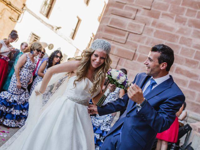 La boda de Felipe y Ana en Ciudad Real, Ciudad Real 29