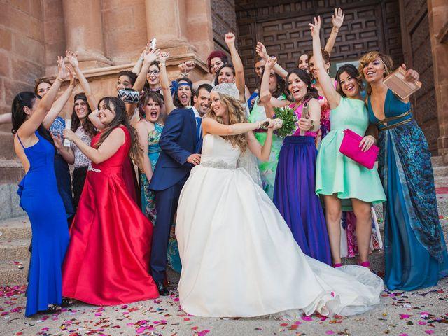 La boda de Felipe y Ana en Ciudad Real, Ciudad Real 30