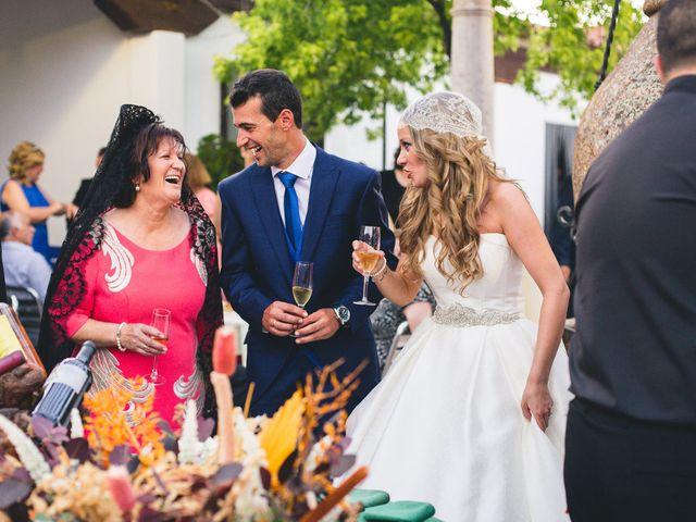 La boda de Felipe y Ana en Ciudad Real, Ciudad Real 33