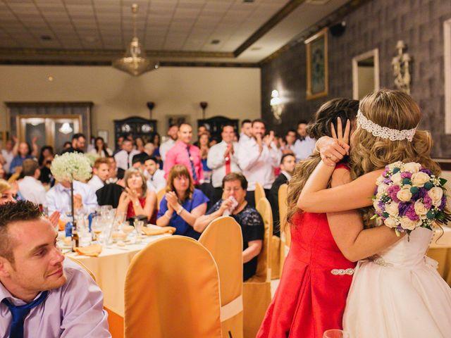 La boda de Felipe y Ana en Ciudad Real, Ciudad Real 39