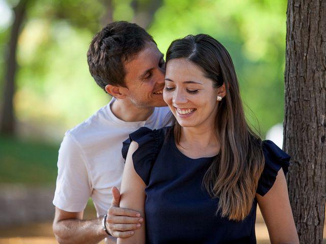La boda de Laura y Urko en Benicàssim/benicasim, Castellón 1