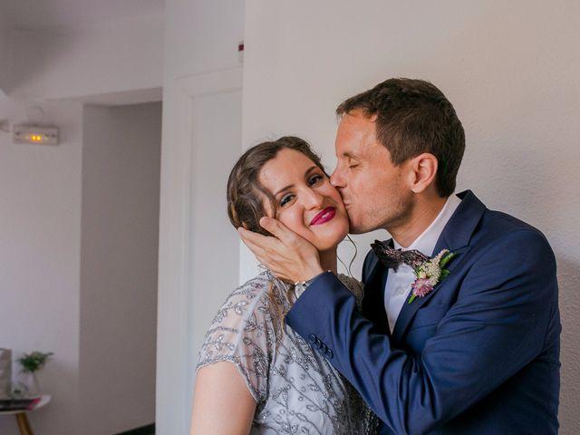 La boda de Laura y Urko en Benicàssim/benicasim, Castellón 14