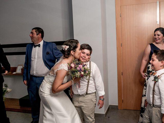 La boda de Laura y Urko en Benicàssim/benicasim, Castellón 25