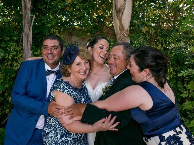 La boda de Laura y Urko en Benicàssim/benicasim, Castellón 28