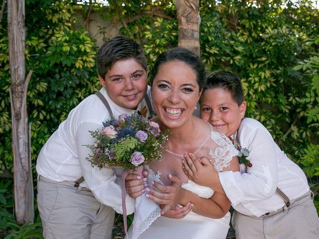 La boda de Laura y Urko en Benicàssim/benicasim, Castellón 29