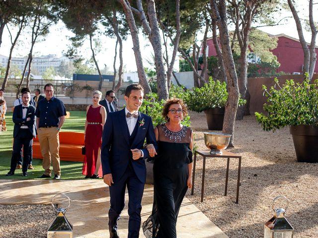 La boda de Laura y Urko en Benicàssim/benicasim, Castellón 38